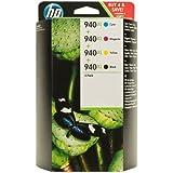 HP 940XL - Ink Cartridge Combo Pack (C2N93AE)