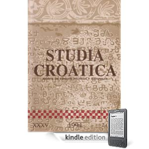 Studia Croatica - nmero 125 - 1994 (Spanish Edition)