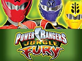 Power Rangers Jungle Fury - Season 1