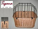 Tigana-Fahrradkorb-aus-Weide-mit-Gitter-und-Kissen-fr-Lenker-45-cm