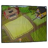 Neat Oh Dinosaur Prehistoric World 2-Sided Playmat, Multi Color