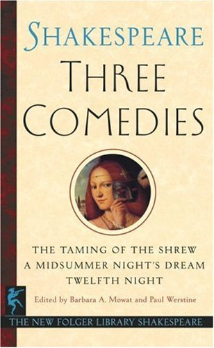 Image for Three Comedies