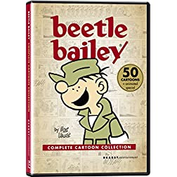 Beetle Bailey: Complete Cartoon Collection