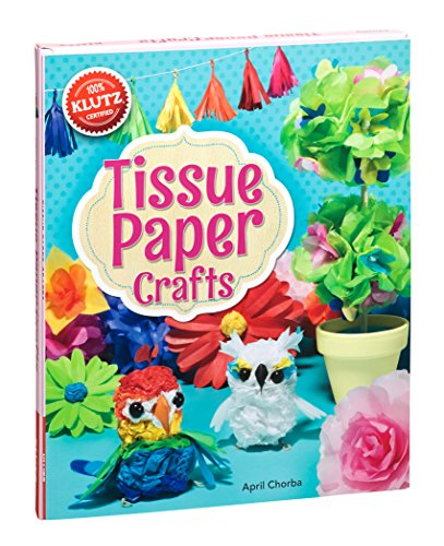 <b>Klutz Tissue Paper Crafts</b>
