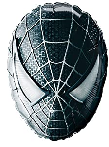 black spiderman mask - photo #6
