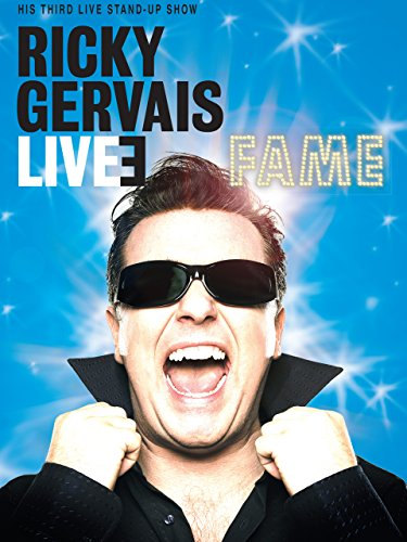 Ricky Gervais Live 3 Fame Watch Online Now With Amazon