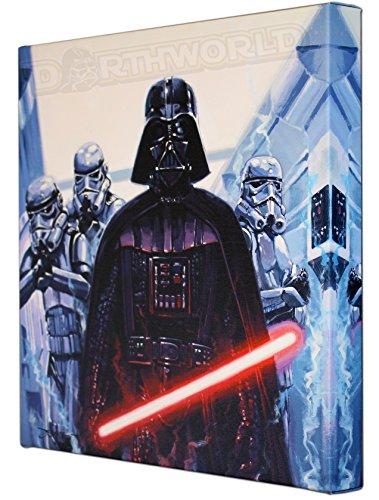 Star-Wars-Darth-Vader-14-x-14-Giclee-on-Canvas-Wrap-by-Rodel-Gonzalez-Vader