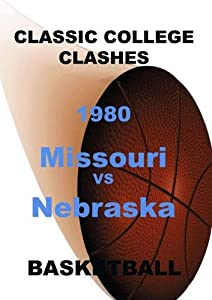 1980 Missouri vs Nebraska - Basketball