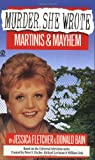 Martinis & Mayhem: A Murder, She Wrote Mystery (0451185129) by Fletcher, Jessica