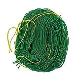 Amgate Nylon Trellis Netting Plant Support for Climbing Plants, Vine and Veggie Trellis Net, 5.9Ft x 11.8Ft
