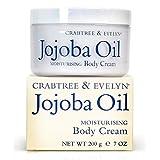 Crabtree & Evelyn Jojoba Oil Body Cream, 200g