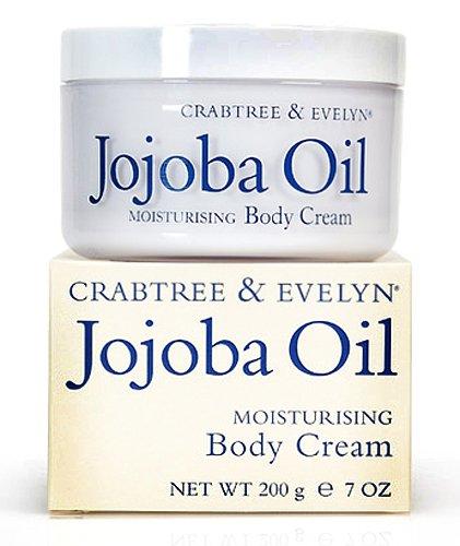 Crabtree & Evelyn Jojoba Oil Moisturising Body Cream 200g