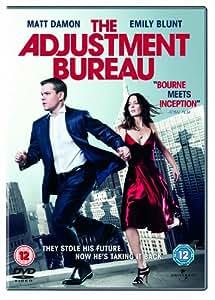 Adjustment Bureau [Reino Unido] [DVD]