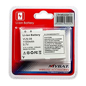 KYOCERA OEM SCP-36LBPS BATTERY FOR SCP-37LBPS SCP-8600 M6000 ZIO
