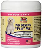 ARK Naturals PRODUCTS for PETS 326021 No Stains Fur Me, 2.2-Ounce