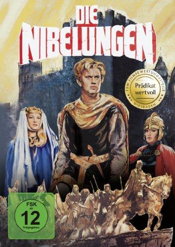 Die Nibelungen [2 DVDs]