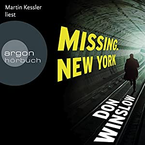 Missing. New York Audiobook
