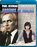 Cover art for  Absence of Malice [Blu-ray]