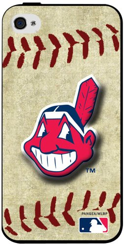 MLB Cleveland Indians Iphone 4/4s Hard Cover Case Vintage Edition
