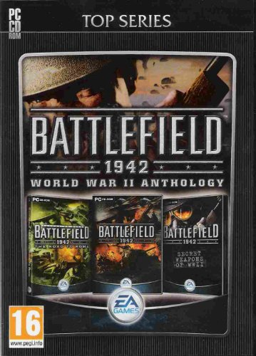 Battlefield 1942 World War Ii Anthology