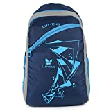 #9: Lutyens Blue Polyester School Bag (21 Litre) (Lutyens_267)