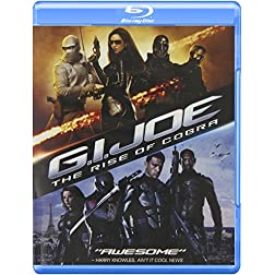 G. I. Joe: The Rise of Cobra [Blu-ray]
