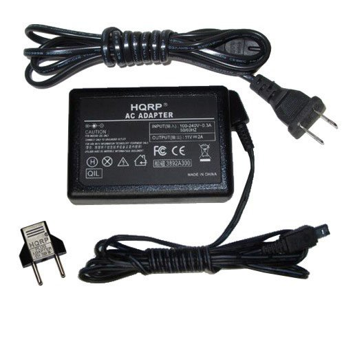 Sale Hqrp Replacement Ac Adapter Charger Jvc Gr-d350 Gr-d350u Gr-d750