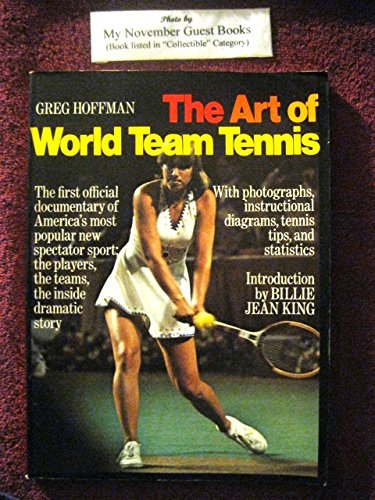 The Art of World Team Tennis (Connor Belt compare prices)