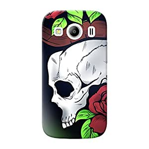 Mobile Back Cover For Samsung Galaxy Ace 4 LTE G313 (Printed Designer Case)