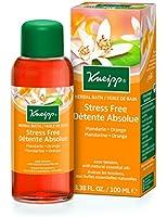 Kneipp Huile de Bain Détente Absolue Mandarine et Orange 100 ml