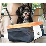 Frontpet Dog and Cat Car Booster Seat, Travel Car Seat Skybox