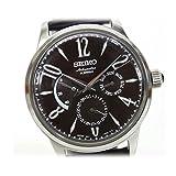 SEIKO(セイコー) メカニカル メンズ腕時計 デイデイト 裏スケ 自動巻き SARC019(6R21-00D0) [中古]