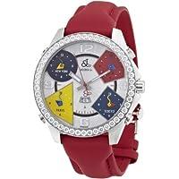 [ジェイコブ]JACOB&Co. 腕時計 ファイブタイムゾーン JC-1D クォーツ メンズ [並行輸入品]