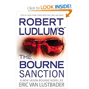 The Bourne Sanction #5 by Robert Ludlum