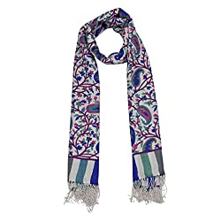 Shawls of India Cute Multicolor Printed Stole