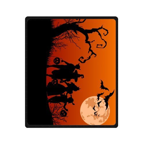 Honey Day House Halloween Soft High Quality Blanket 50
