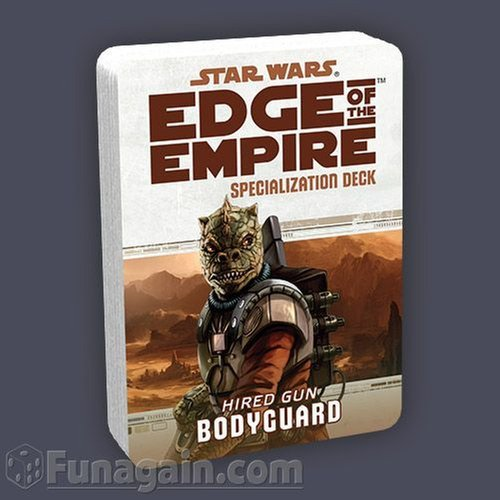 Star Wars: Edge of the Empire Specialization Deck: Bodyguard - 1