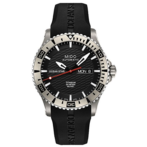mido-ocean-star-mens-rubber-band-watch-m0114304705102-titanium-case