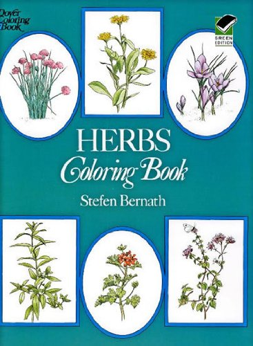 All Plates Shown In Full Color On Covers Identifications The Book Will Aid Identifying Herbs Gardens Charleston Evening Post