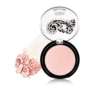 Senna Cosmetics Sheer Face Color Pressed Powder Blush 0.12 oz.