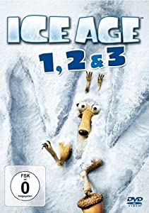 Ice Age 1, 2 & 3 (3 DVDs)