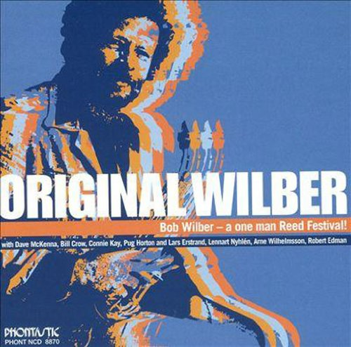 Original Wilber by Bob Wilber