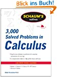 Schaum's 3,000 Solved Problems in Cal...