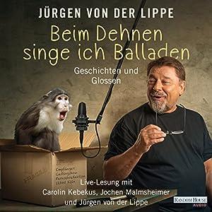 Beim Dehnen singe ich Balladen Audiobook