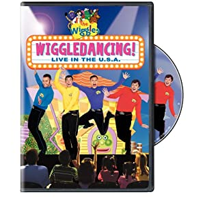 The Wiggles: Wiggledancing - Live in the USA movie