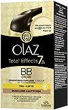 Olaz Total Effects BB Cream Touch of Foundation, Medium, Pumpe, 50 ml