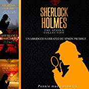 Sherlock Holmes: The Sphinx Collection: Three Sherlock Holmes Mysteries in One Book | [Pennie Mae Cartawick]