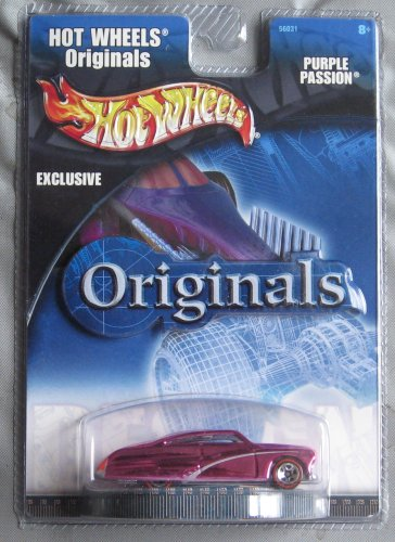 Hot Wheels Originals Purple Passion PINK Chrome Exclusive - 1