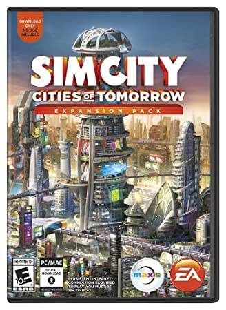 SimCity Cities of Tomorrow [Online Game Code]
