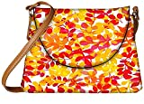 Snoogg seamless leaf patternleaf background autumn seamless pattern Womens Carry Around Sling Bags